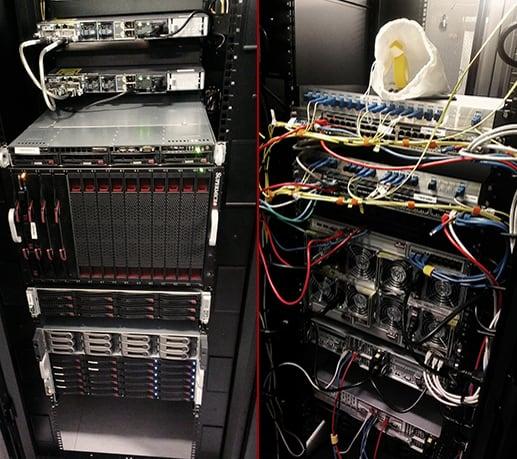 komplet rack