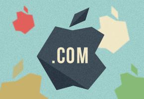 Koľko zaplatil Steve Jobs za doménu apple.com?