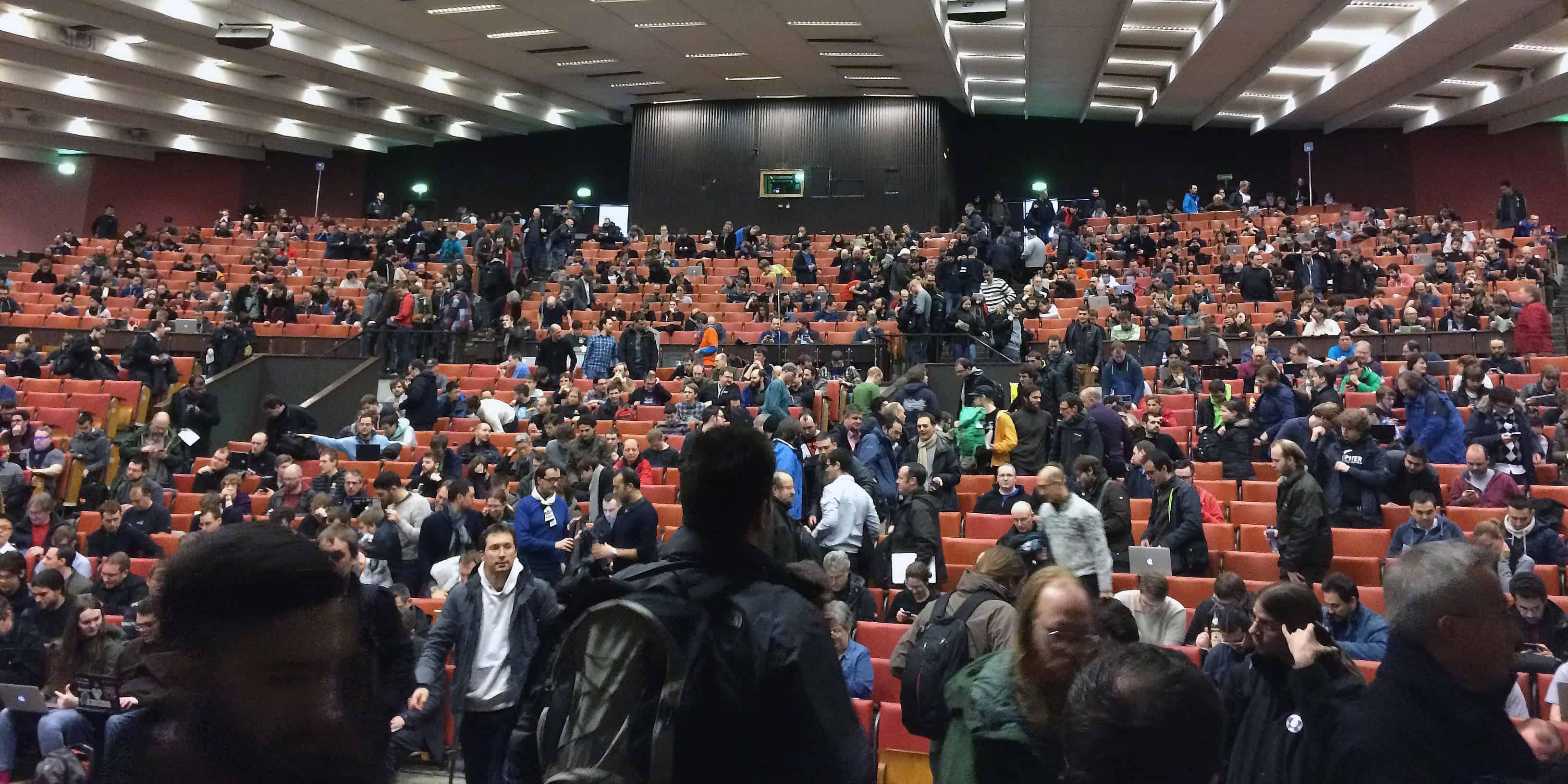 fosdem conference