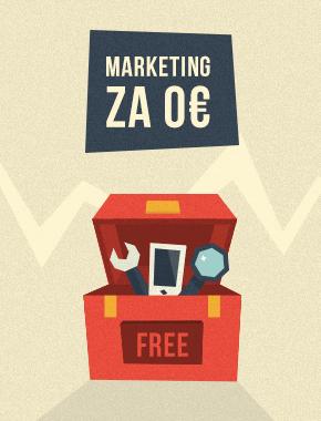 Ako robiť marketing keď nemáte peniaze