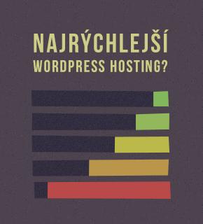 Vytvorili sme najrýchlejší WordPress hosting?