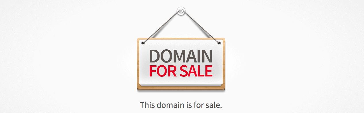 de32eb9a2 Ak na doméne nie je žiadny obsah, ani oznam o predaji domény, stojí za  pokus osloviť majiteľa domény s ponukou na jej odkúpenie. Údaje o  majiteľovi domény ...
