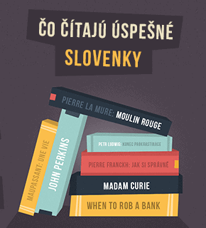 8 kníh, ktoré odporúčajú úspešné Slovenky