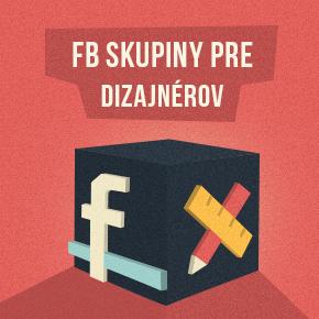 Ako sa vzdelávať na Facebooku – dizajnéri