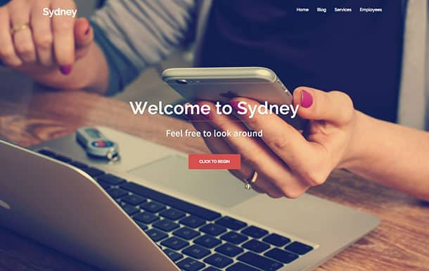 Sydney-theme