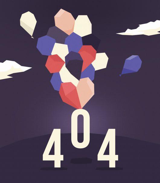 Kreativne 404ky