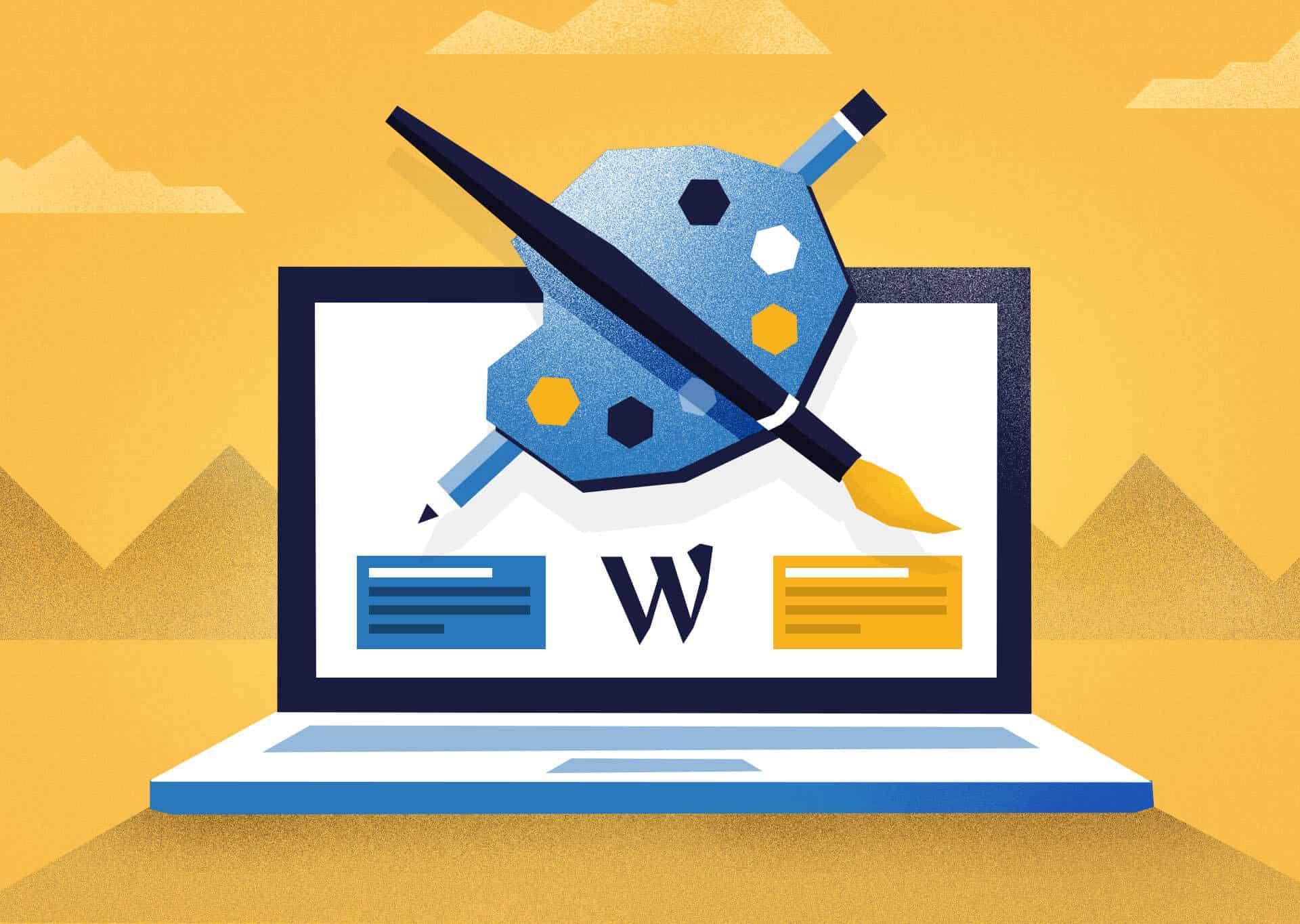 WordPress temy na rok 2017