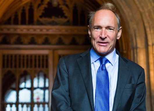 Sir Tim Berners Lee - programátor