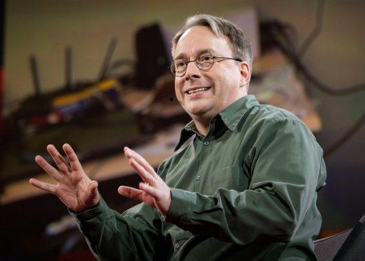 Linus Torvalds - programátor