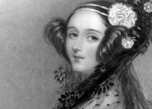 Ada Lovelace - programátorka