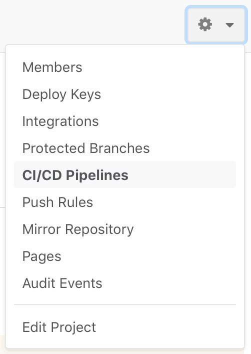 Gitlab Pipelines