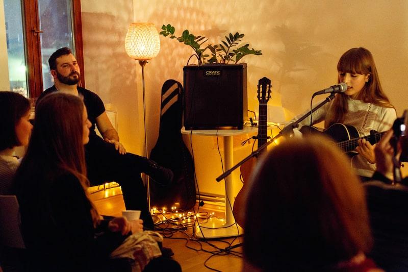 Voices koncert