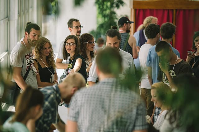TEDxBratislava crowd