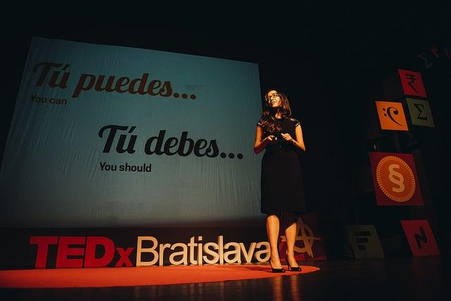 TEDxBratislava speaker