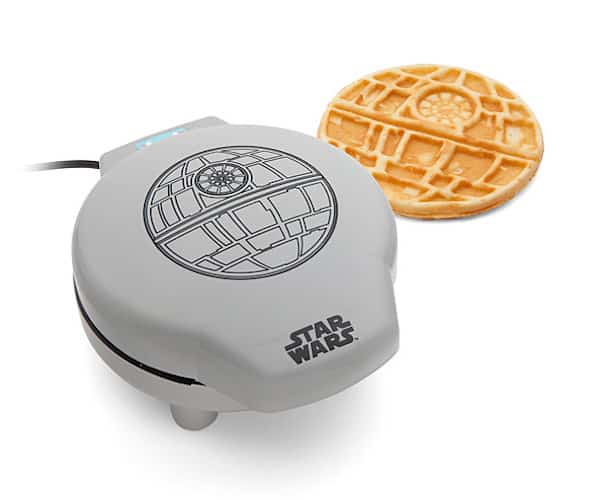 Death star waflovač
