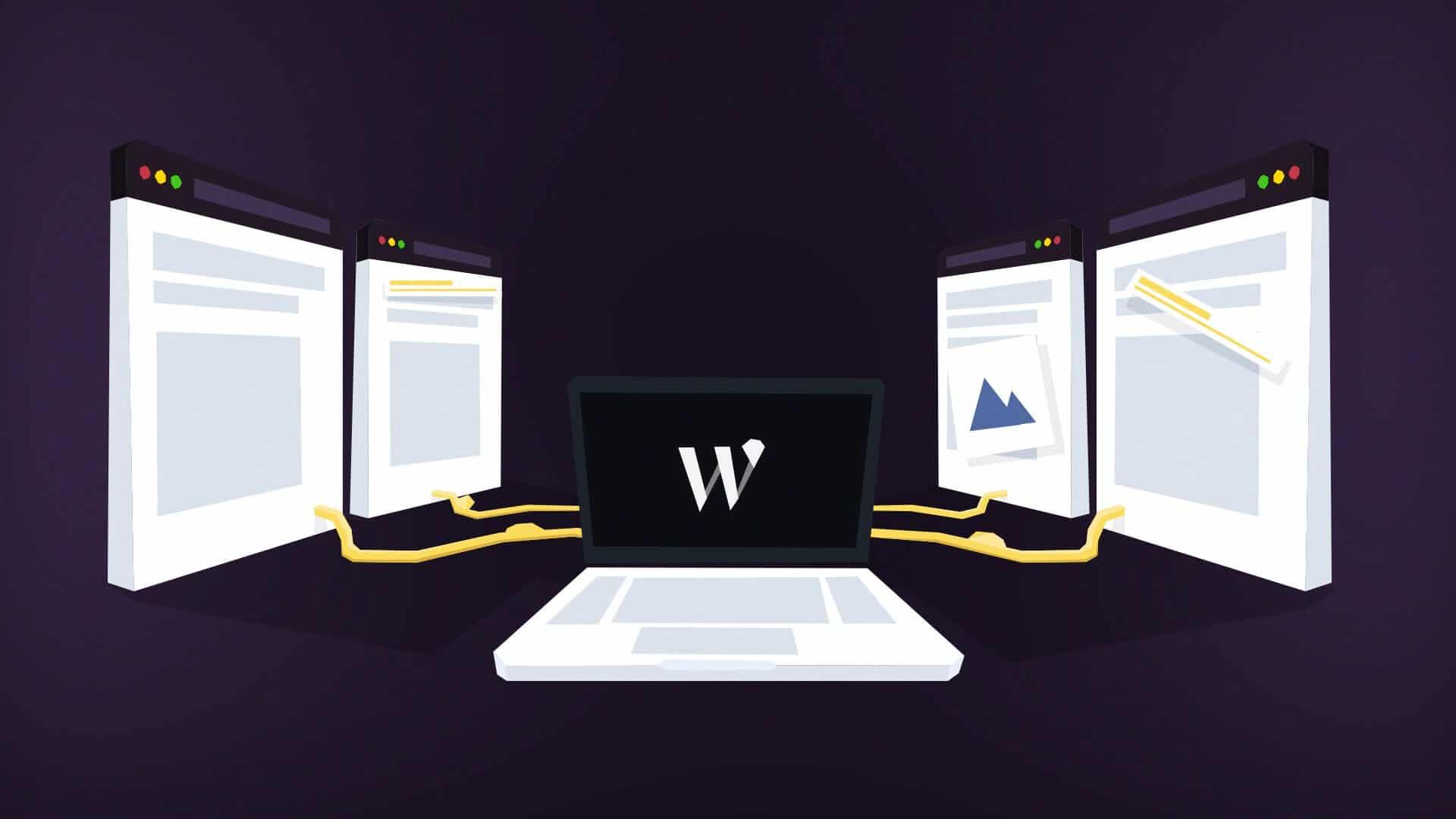 Nástroje na správu WordPress webov
