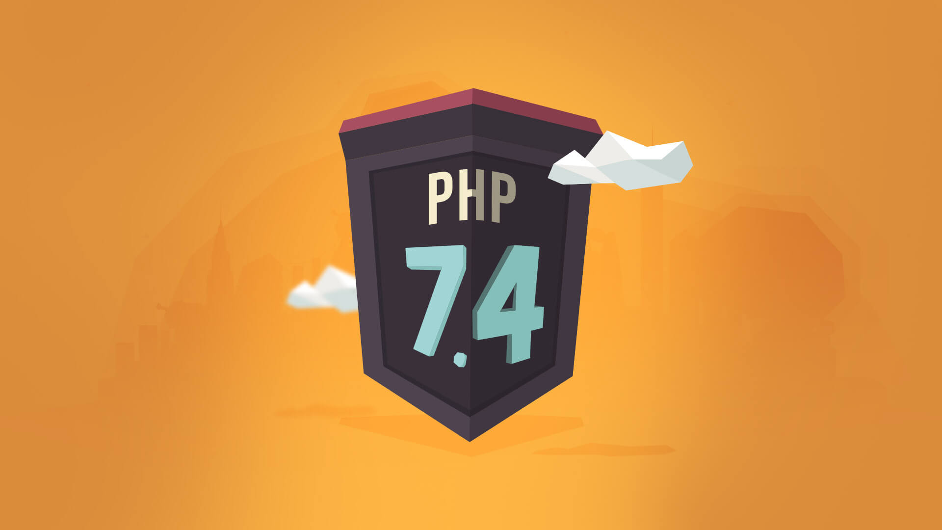 PHP 7.4 WebSupport release