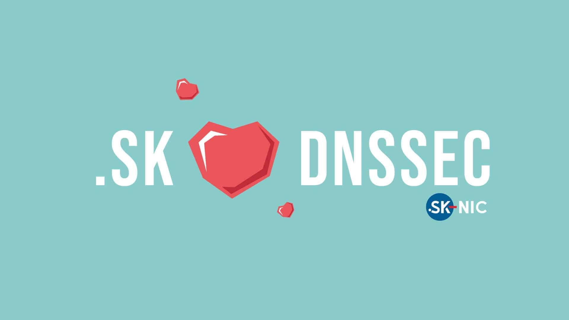 DNSSEC pre .sk doménu