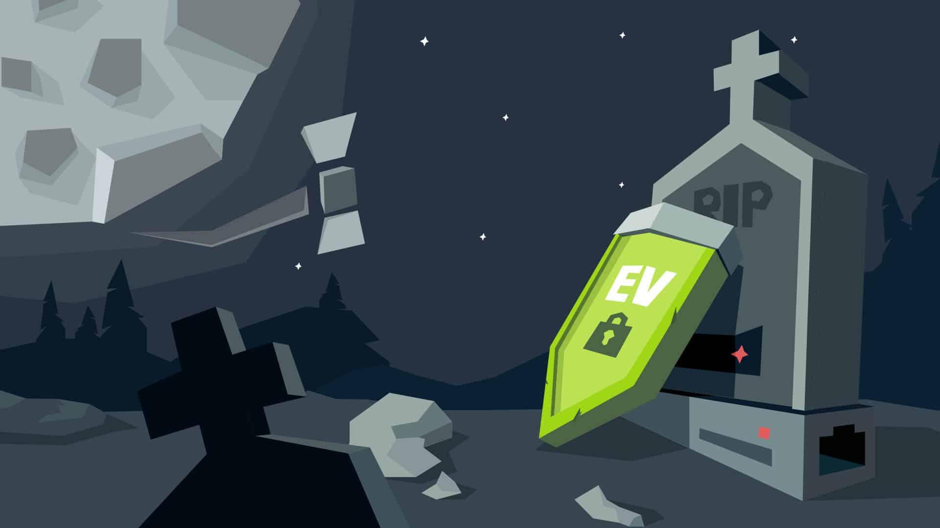 Ukončenie predaja EV SSL